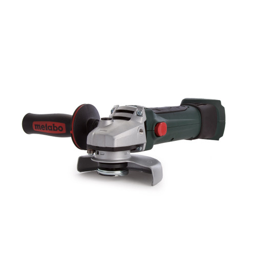 Buy Metabo 602174840 W18 LTX125 Quick Cordless Angle Grinder (Body Only) for GBP100 at Toolstop