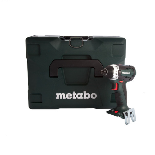 Metabo SSD18LTX200 18V Cordless Impact Driver (Body Only) in Metaloc Case - 5