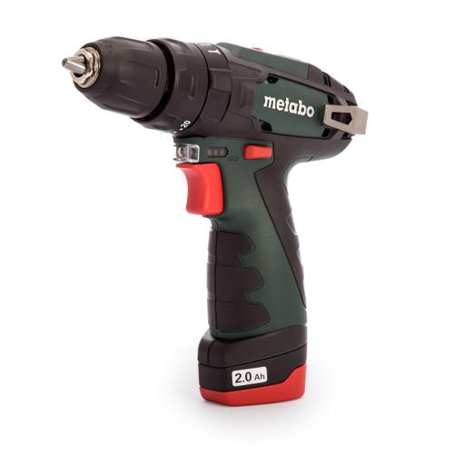 Metabo Powermaxx SB 10.8V Cordless Combi Drill (2 x 2.0Ah Batteries) - 5