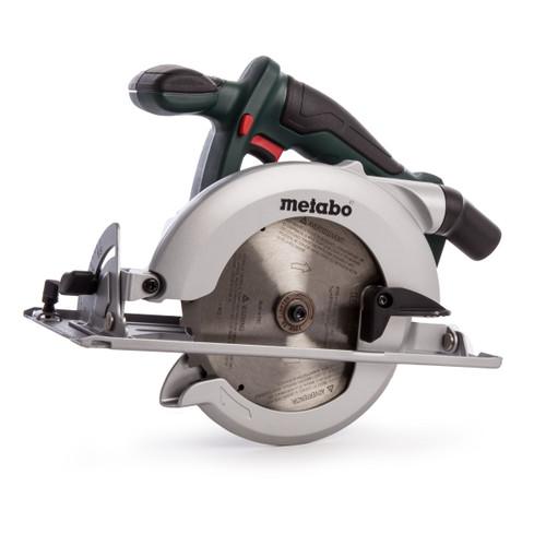 Metabo KSA18LTX 18V Cordless Circular Saw (Body Only) - 4