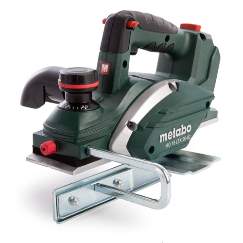 Metabo HO 18 LTX 20-82 Cordless 18V Planer in MetaLoc Case (Body Only) - 5