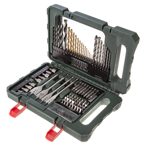 Metabo 6.26708 Assorted Drill & Bit Set (86 Pieces) - 3