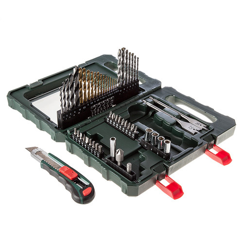 Metabo 6.26707 Accessory Bit Set (55 Piece) - 2