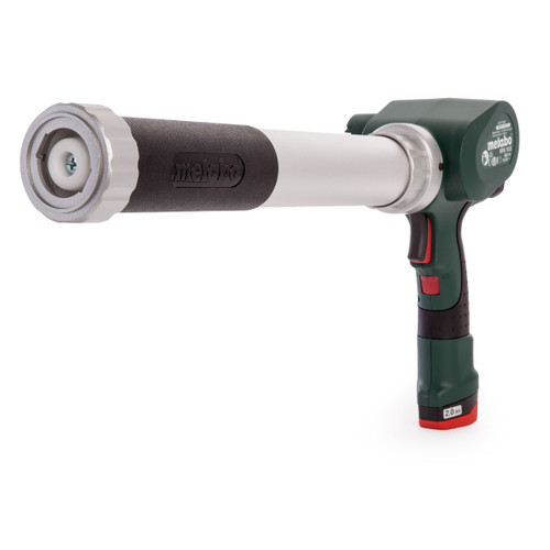 Metabo KPA 10.8 600 Cordless 10.8V Caulking Gun (1 x 2.0Ah Battery) - 5