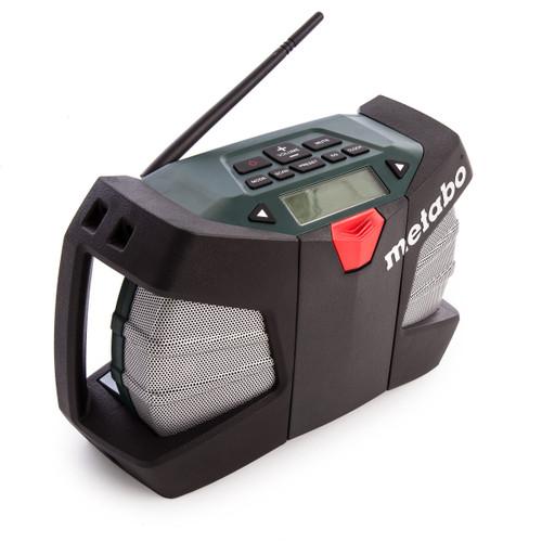 Metabo 6.02113.38 PowerMaxx RC Radio and Charger 10.8V - 5