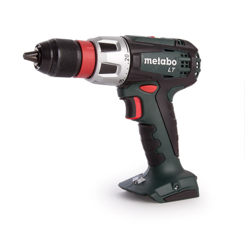 Metabo 602104840 BS 18 LT Quick 18V li-ion Cordless Drill / Driver (Body Only) - 4