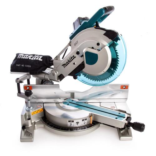 Makita LS1016L Slide Compound Mitre Saw 260mm / 10 Inch with Laser 110V - 6