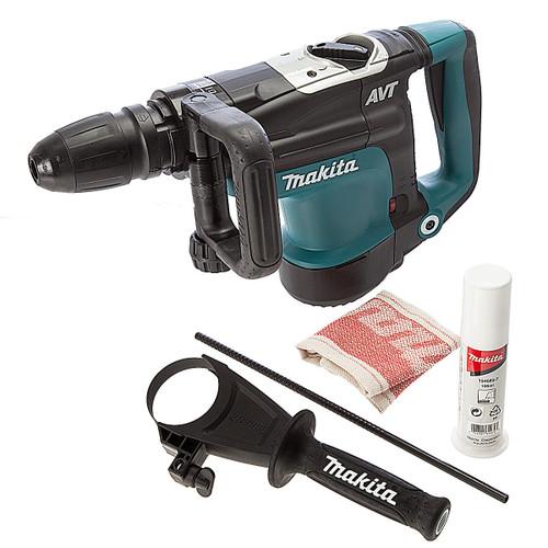 Buy Makita HR4011C Rotary Hammer Demolition Drill, SDS Max With AVT 110 V at Toolstop
