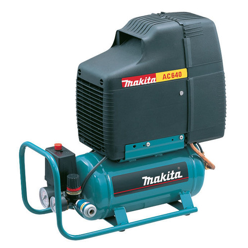 Buy Makita AC640 Air Compressor 110V at Toolstop