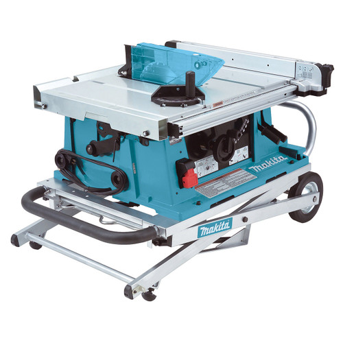 Buy Makita 2704X Table Saw 10in/255mm + 194093-8 Stand 240V at Toolstop
