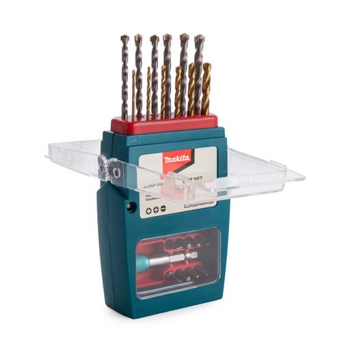 Makita P-57087 Drill & Bit Set in Case (21 Piece) - 4