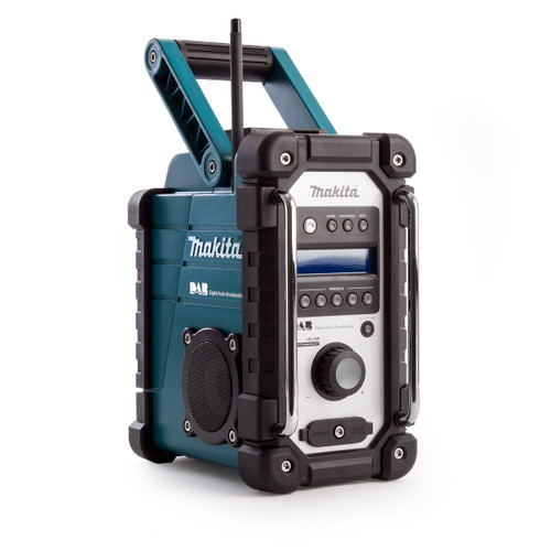 Makita DMR104 Job Site Radio Stereo with DAB and FM (Replaces BMR104) - 4