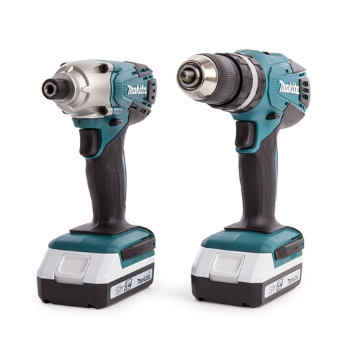 Makita DK18015X1 18V Li-Ion G-Series Twin Pack (2 x 1.5Ah Batteries) - 4