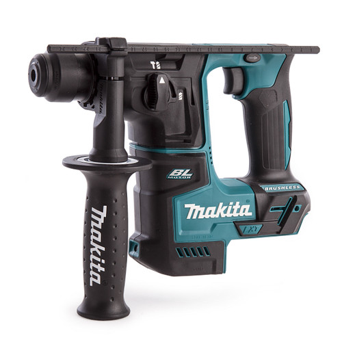 Makita DHR171Z 18V LXT Brushless SDS Plus Rotary Hammer 17mm (Body Only) - 3