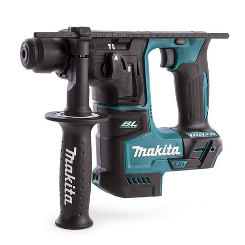 Makita DHR171Z 18V LXT Brushless SDS Plus Rotary Hammer 17mm (Body Only) - 3