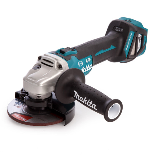 Makita DGA513Z 18V Cordless Angle Grinder 125mm (Body Only) - 6