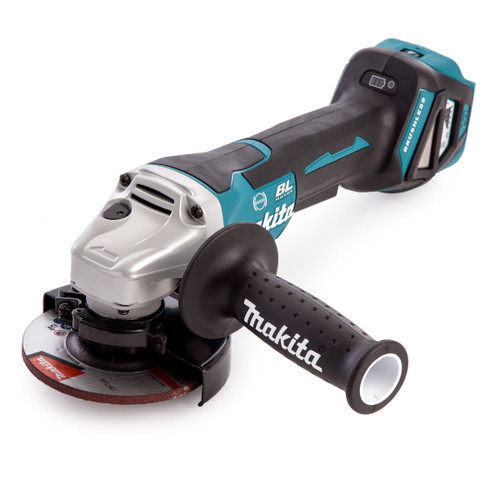 Makita DGA467Z 18V Cordless Angle Grinder 115mm (Body Only) - 5