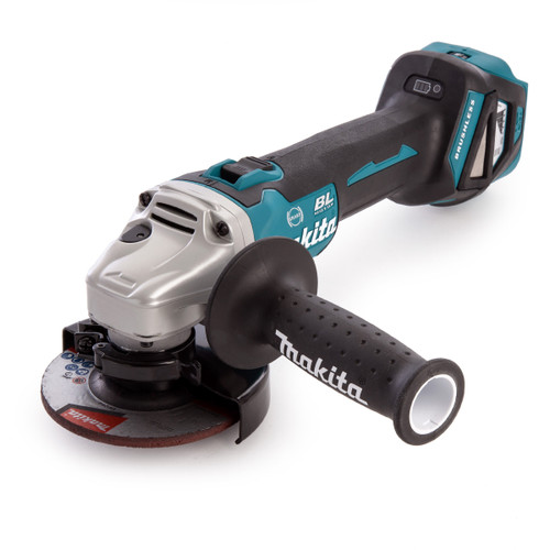 Makita DGA463Z 18V Cordless Angle Grinder 115mm (Body Only) - 6