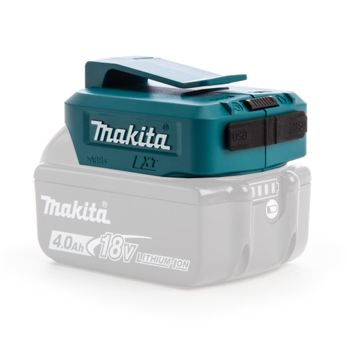 Makita ADP05 Li-ion USB Adapter 14.4V - 18V - 2