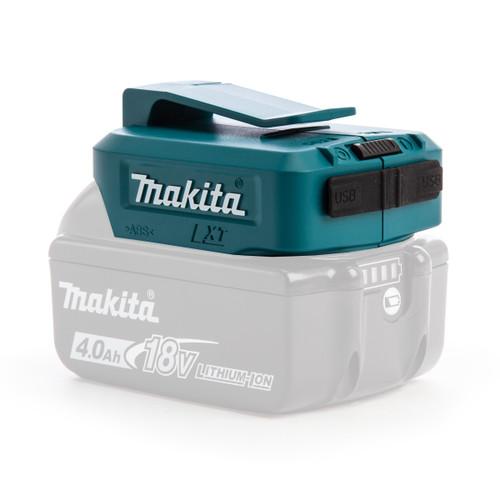Makita ADP05 Li-ion USB Adapter 14.4V - 18V - 2
