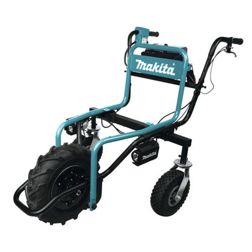 Buy Makita DCU180Z Brushless Wheelbarrow (Body Only) at Toolstop