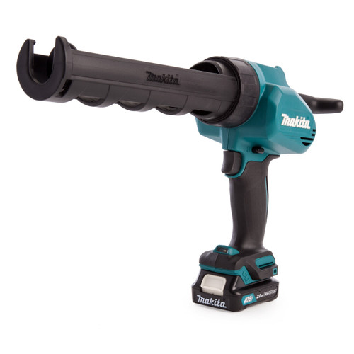 Makita CG100DWAEA 10.8 CXT Cordless Caulking Gun with 300ml Holder (2 x 2.0Ah Batteries) - 6