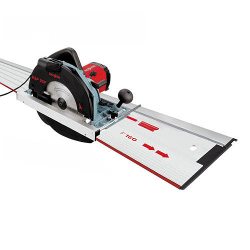 Buy Mafell KSP85F Plunge Circular Saw with 1.6m Guide Rail 240V at Toolstop