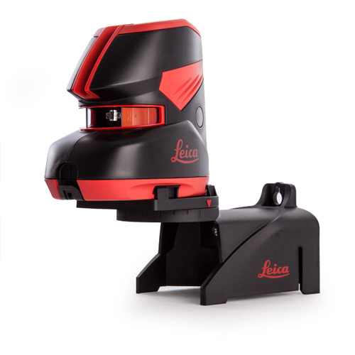 Buy Leica Lino L2G+BASIC - Cross Line Laser Level 30 Metre Range (817856) at Toolstop