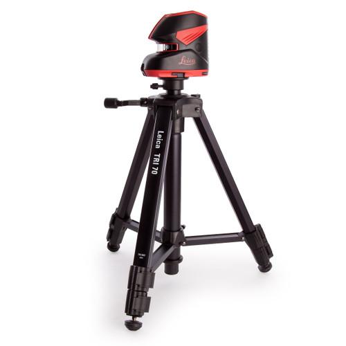 Buy Leica Lino L2G+ Pro Pack - Cross Line Laser Level 30 Metre Range (817857) at Toolstop