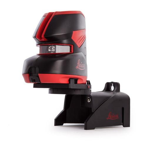 Buy Leica Lino L2+ Cross Line Laser Level 15 Metre Range (783711) at Toolstop