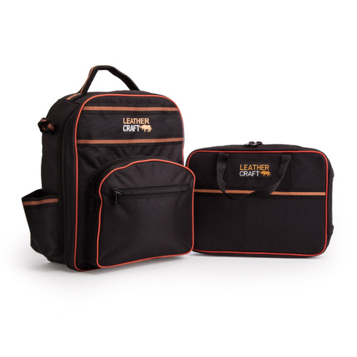 Leather Craft LC712 Rucksack Bag comes with Electrician's Toolcase - 5