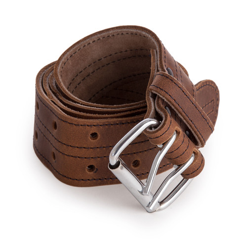 Leather Craft LC609 Oiltan 2 Inch Leather Belt - 2