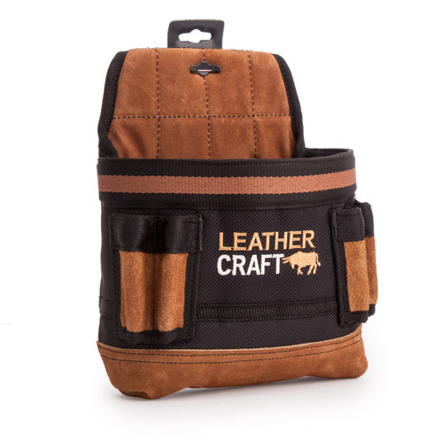 Leather Craft LC201 Single Pouch With Large Pocket - 3