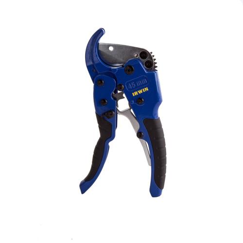 Irwin 10507485 Plastic Pipe Cutter 45mm - 2