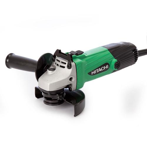 """Hitachi G12SS 115mm 4-1/2"""" Angle Grinder 240V - 4"""
