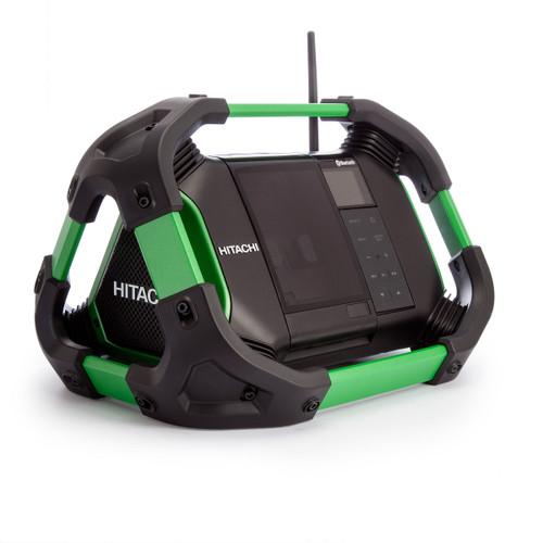 Hitachi UR 18DSDL Radio 14.4V / 18V Cordless Bluetooth (Body Only) - 5