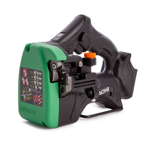 Hitachi CL18DSL Cordless Stud Cutter in Kitbox (Body Only) - 5
