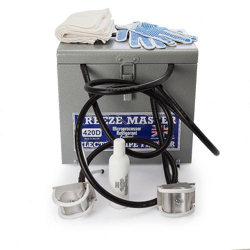 Freeze Master 420D Electric Pipe Freezer 8-42mm 240V - 5
