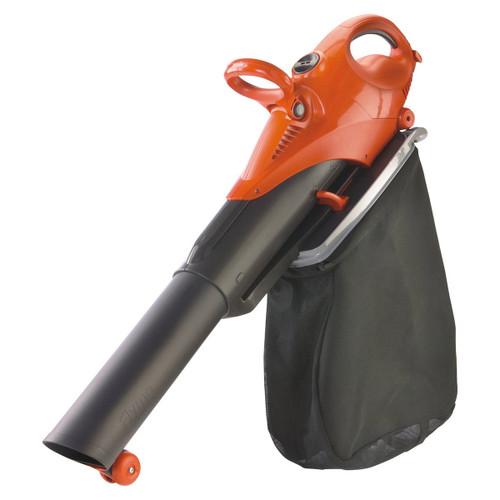 Flymo SCIROCCO Electric Garden Blower Vacuum 3000W - 1