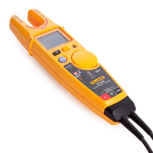 Fluke T6-600 Electrical Tester with FieldSense - 2