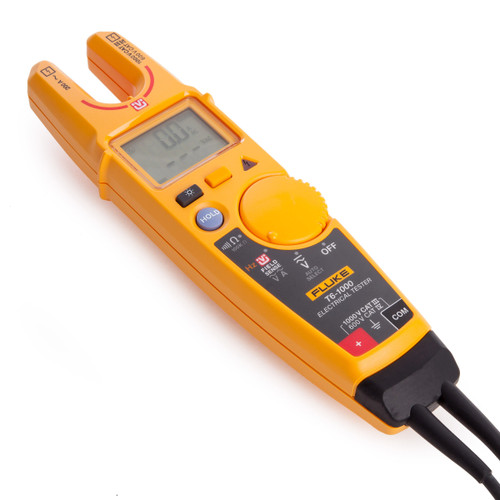 Fluke T6-1000 Electrical Tester with FieldSense - 2