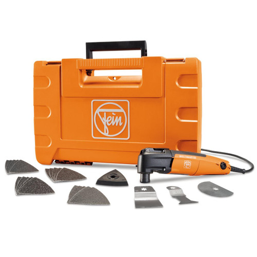 Buy Fein FMM250Q Multimaster Quickstart Kit with Accessories 110V at Toolstop