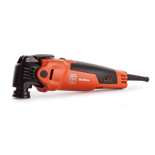 Fein FMM350QSL Multimaster Top Oscillating Multitool 110V with QuickIN, Starlock Plus and Accessories - 3