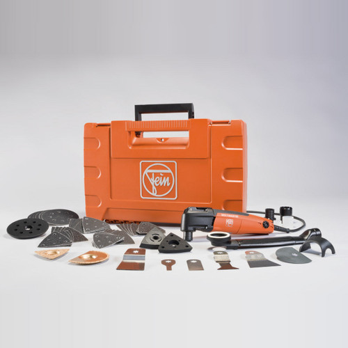 Buy Fein FMM250 Multimaster Limited Edition Oscillating Tool Set 110V at Toolstop