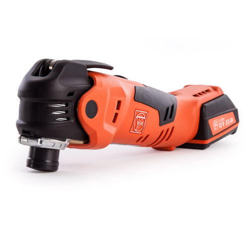 Fein AFMT 12 Q Oscillating Multitool 12V li-ion Cordless MultiTalent with QuickIN and Accessories - 6