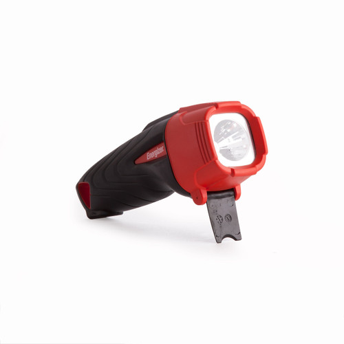 Energizer S5506 2AA Impact Rubber Torch - 1