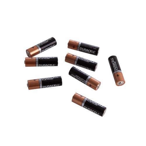 Duracell AAK8P AA Plus Power Batteries - Multi Pack of 8 (5+3) - 1