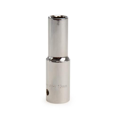 Buy Draper 27084 (HT-MMB) Expert 12mm 1/2in Square Drive Hi-Torq 12 Point Deep Socket at Toolstop