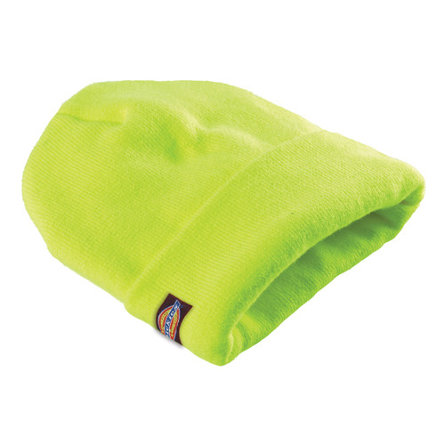Buy Dickies HA8009 Hi Vis Beanie Hat (Yellow) at Toolstop