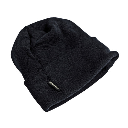 Buy Dickies HA180 Thinsulate Watch Cap (Black) at Toolstop